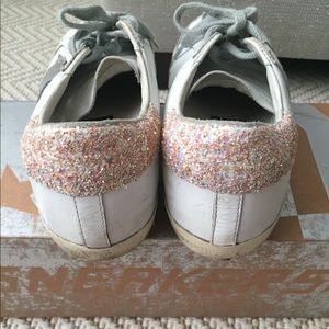 Golden Goose Shoes - Golden Goose SSENSE Superstar Glitter Sneakers 7